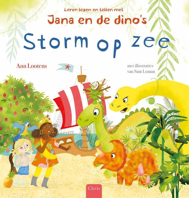 Ann Lootens,Storm op zee