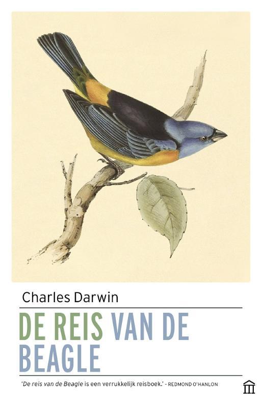 Charles Darwin,De reis van de Beagle