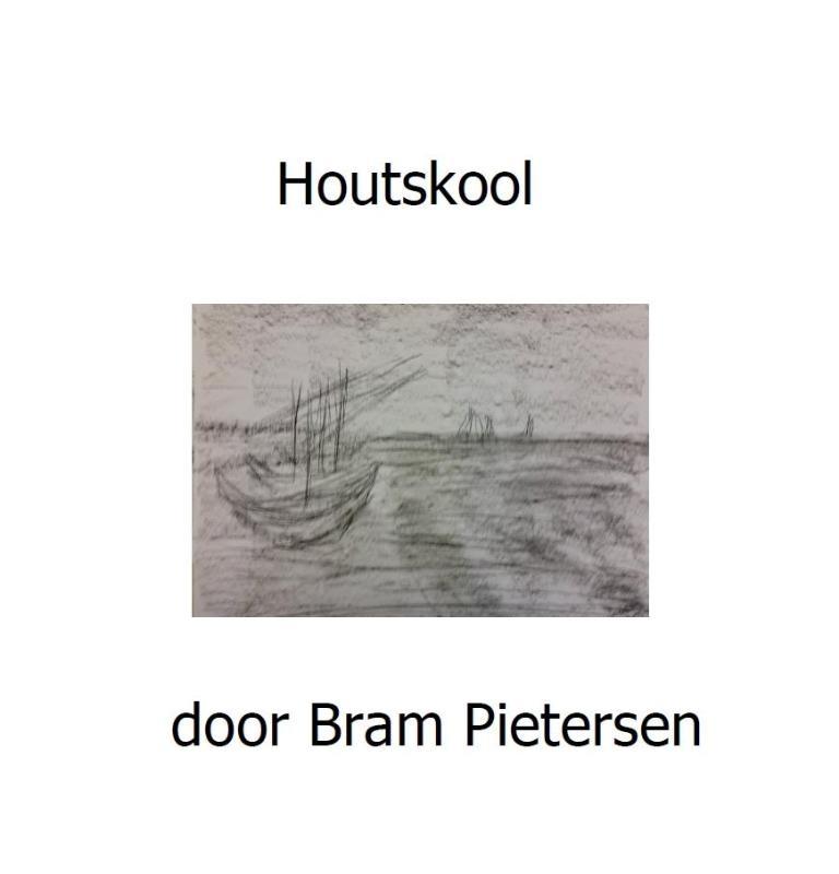Bram Pietersen,Houtskool door Bram Pietersen