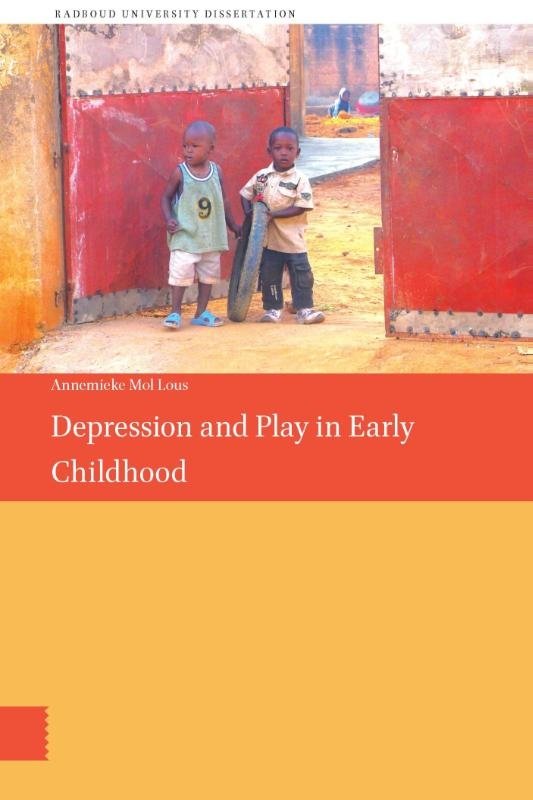 Annemieke Mol Lous,Depression and play in early childhood