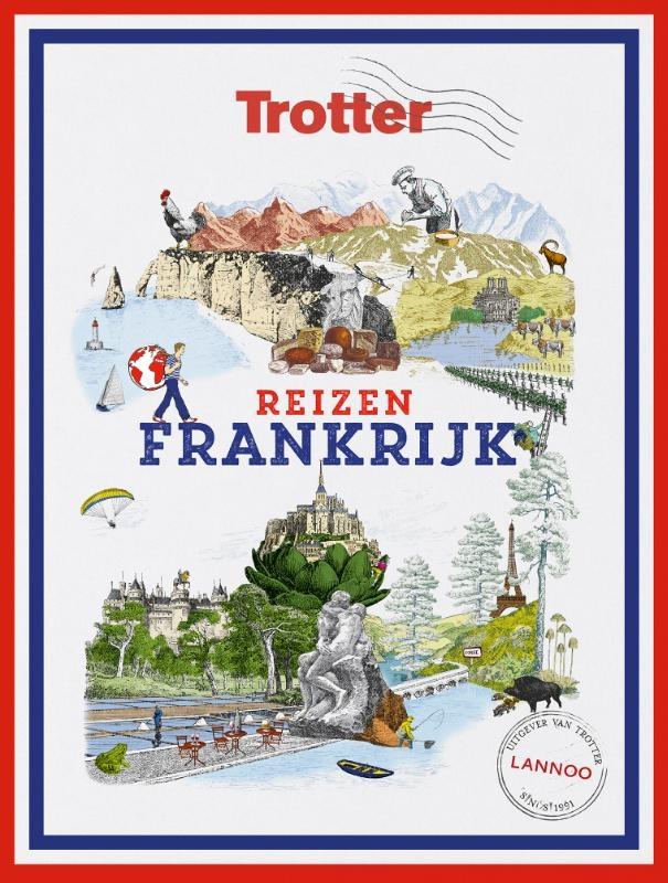 ,Reizen Frankrijk