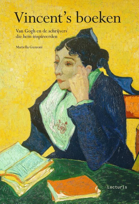 Mariella Guzzoni,Vincent`s boeken