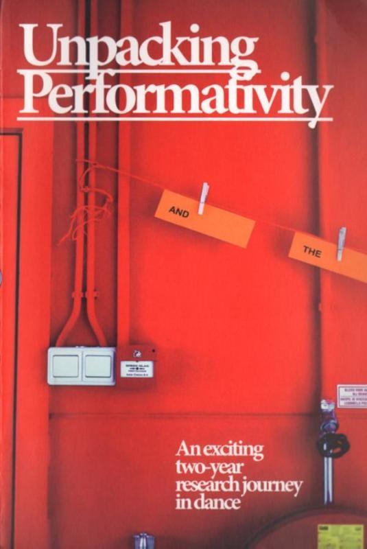 Gaby Allard, Peter Sonderen, Bart van Rosmalen,Unpacking performativity
