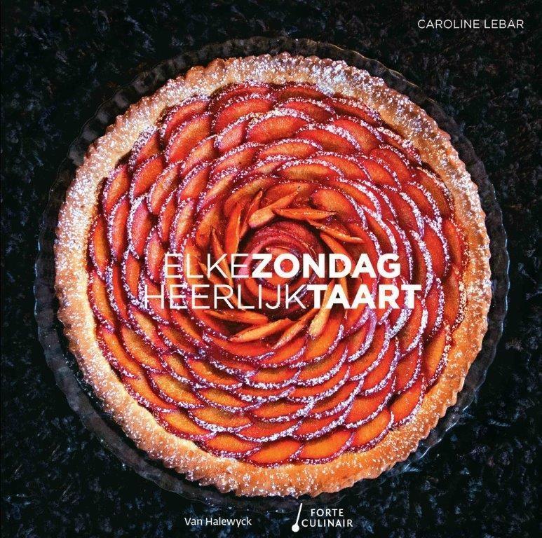 Caroline Lebar,Elke zondag heerlijk taart
