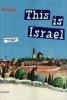 Sasek, Miroslav,This Is Israel
