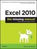 Matthew MacDonald,Excel 2010