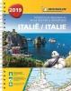 ,ATLAS MICHELIN ITALIE 2019
