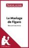 Consiglio, Isabelle,Le Mariage de Figaro de Beaumarchais (Fiche de lecture)