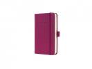 ,notitieboek Sigel Conceptum Pure hardcover A6 Wild Pink     gelinieerd