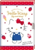 ,Dagboek met slot Hello Kitty - SET VAN 3