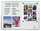 ,Whiteboard Legamaster Premium+ 30x45cm magnetisch emaille