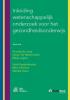 ,Inleiding wetenschappelijk onderzoek voor het gezondheidsonderwijs + StudieCloud