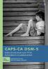 ,CAPS-CA DSM-5 ? handleiding