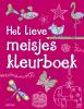 ,<b>Het lieve meisjes kleurboek</b>