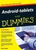 Dan  Gookin,Android tablets voor Dummies