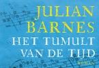 Julian  Barnes,Het tumult van de tijd DL