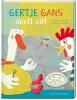 <b>Mireille van Orden</b>,Gertje Gans deelt uit!