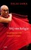 Dalai Lama,Vrij van religie
