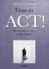 <b>Gijs  Jansen, Tim  Batink</b>,Time to ACT!