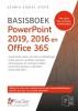 Studio Visual Steps,PowerPoint 2019, 2016 en Office 365