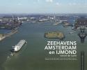<b>Izak van Maldegem</b>,Zeehavens Amsterdam en IJmond vanuit de Lucht