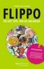 <b>Leendert Jan  Van Doorn</b>,Flippo en het spel om de knikkers