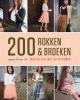 <b>Evelien  Cabie</b>,200 rokken & broeken