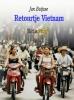 <b>Jan  Buijsse</b>,Retourtje Vietnam