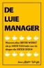 <b>Martin  Waaijer</b>,De luie manager