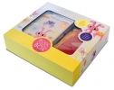 ,Boekcadeaubox for kids - viltpakket Hopa
