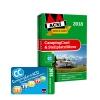 <b>ACSI</b>,ACSI Campinggids ACSI CampingCard & Stellplatzf�hrer 2018    Set, 2 Teile