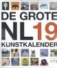 ,<b>De Grote NL kunstkalender 2019</b>