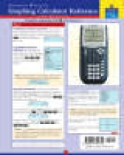 Darren Ripley Graphing Calculator Reference Card