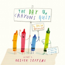 Daywalt, Drew Day the Crayons Quit