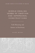 Ayumi Miura Middle English Verbs of Emotion and Impersonal Constructions