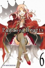 Mochizuki, Jun Pandora Hearts 6