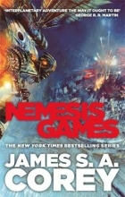 James,S. A. Corey Nemesis Games (netflix TV Series)