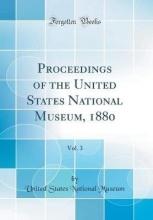 Museum, United States National Museum, U: Proceedings of the United States National Museum,