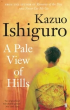 Kazuo,Ishiguro Pale View of Hills