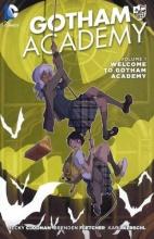 Cloonan, Becky Gotham Academy 1