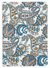 Galison Paisley Embroidered Journal