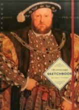 Sketchbook - Portrait of Henry VIII