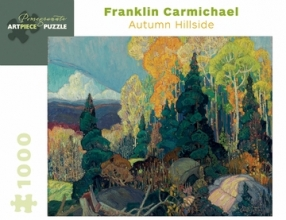 Not Available Franklin Carmichael Autumn Hillside 1,000-piece Jigsaw Puzzle