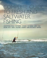Sparano, Vin T. Complete Guide to Fresh and Saltwater Fishing