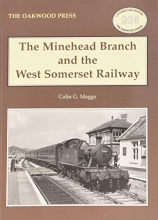 Colin G. Maggs The Minehead Branch and the West Somerset Railway