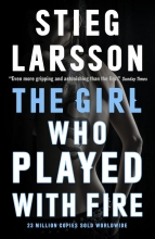 Stieg Larsson, The Girl Who Played With Fire
