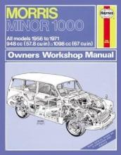 Haynes Publishing Morris Minor 1000 Owner`s Workshop Manual