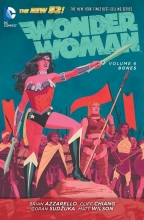 Azzarello, Brian Wonder Woman, Volume 6