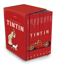 Herge The Complete Adventures of Tintin