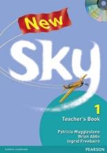 Mugglestone, Patricia New Sky Teacher`s Book and Test Master Multi-Rom 1 Pack